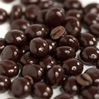 Gourmet Chocolate Espresso Beans by Its Delish (Dark Chocolate, 2 lbs)