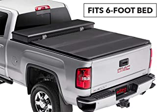 Best silverado bed cover with toolbox Reviews