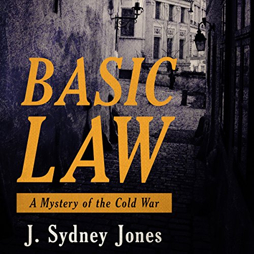 Basic Law audiobook cover art