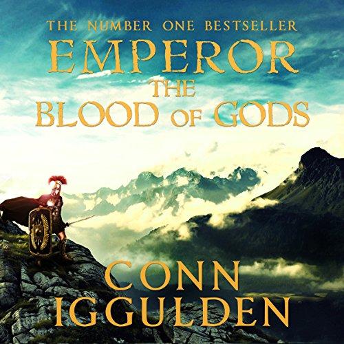EMPEROR: The Blood of Gods, Book 5 (Unabridged) audiobook cover art