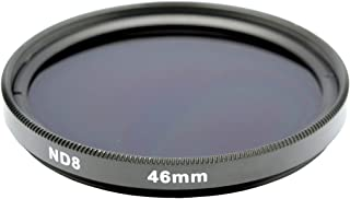 Gadget Career 46mm Neutral Density ND8 Filter for Olympus M.Zuiko Digital ED 30mm F3.5 Macro