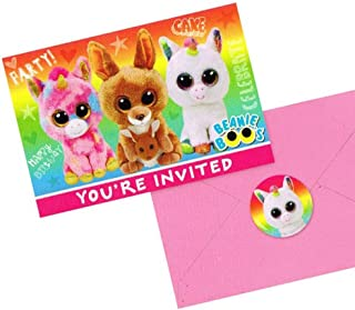 Best beanie boo party invitations Reviews