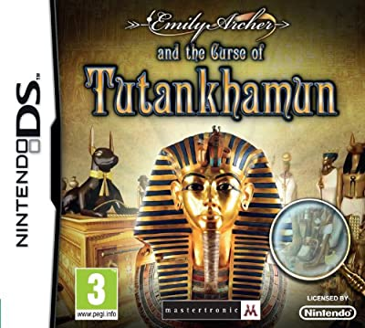Emily Archer And The Curse Of Tutankhamen (Nintendo DS)