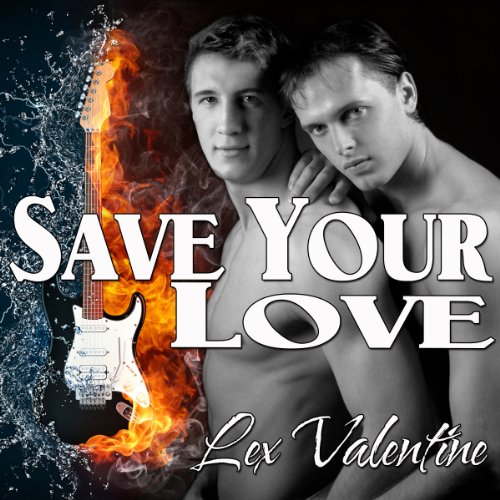 Save Your Love audiobook cover art