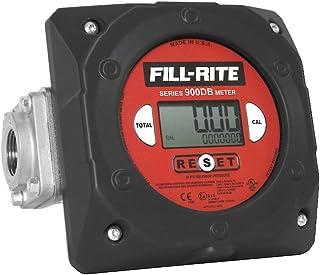 "Fill-Rite 900CD1.5 1-1/2"" 6-40 GPM(23-151 LPM) Digital Nutating Disc Fuel Transfer Meter"