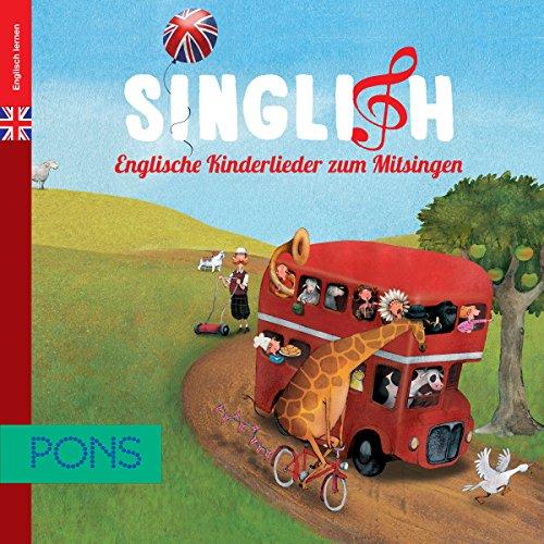 PONS Singlish. Kinderlieder zum Mitsingen Titelbild