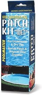 Poolmaster 30279 Pool Patch Kit Wet for Swimming Pools, 4 oz