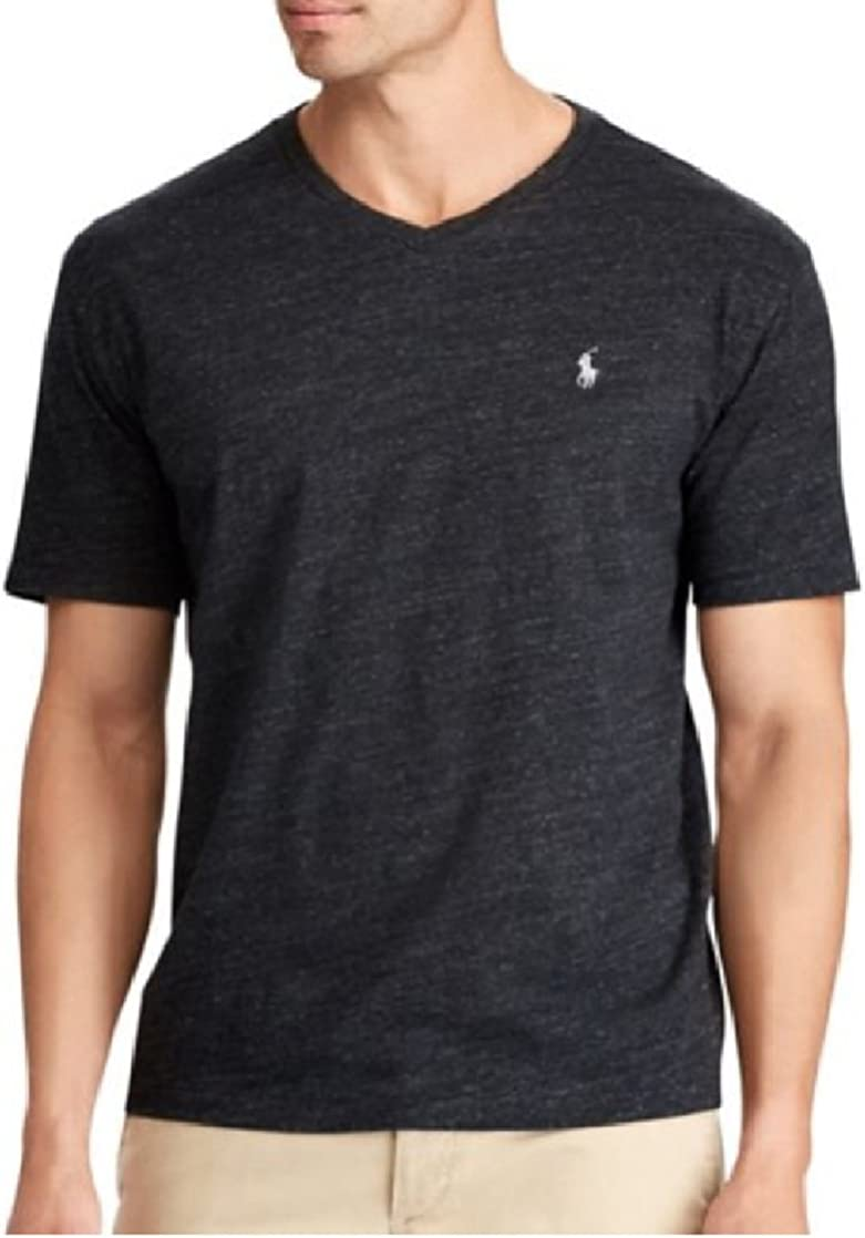 Polo Ralph Lauren Men's Big & Tall Classic Fit V-Neck T-Shirt top Shirt