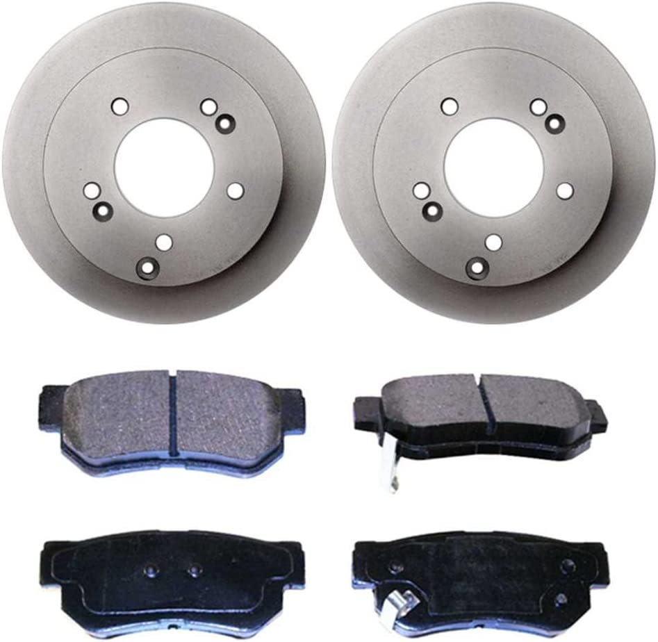 AutoShack RSMK41341-41341-813-2-4 Pair of 2 Rear Pass レビューを書けば送料当店負担 付与 Driver and