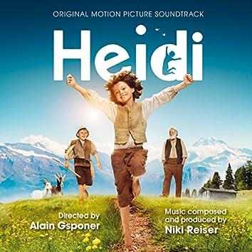 Heidi (Alain Gsponer's Original Motion Picture Soundtrack)