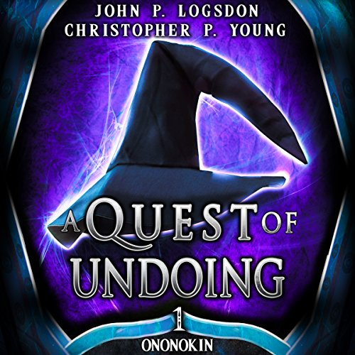 A Quest of Undoing cover art