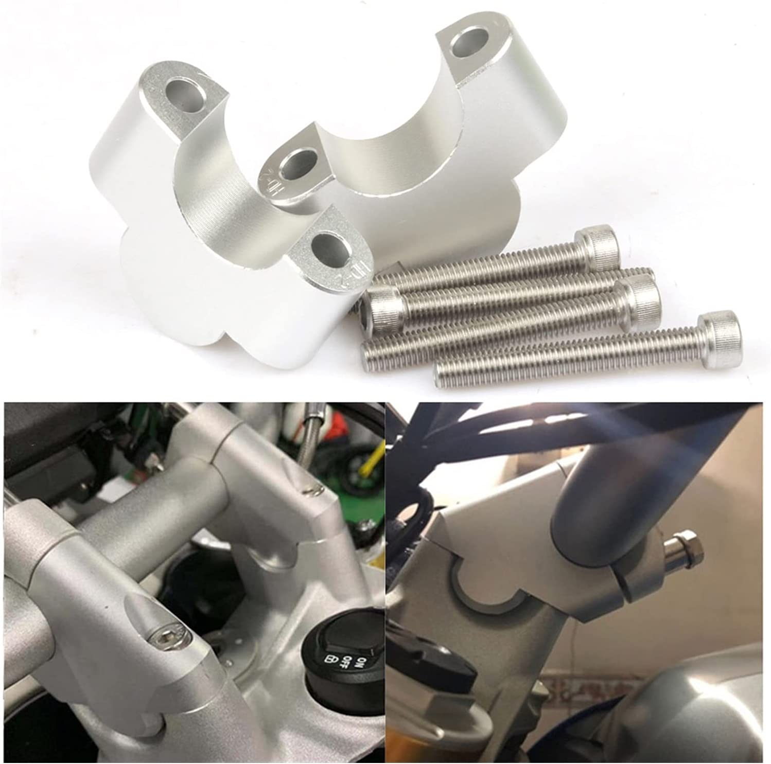 New product Louisville-Jefferson County Mall type FXDCY Suitable for B-MW R1200R R1200 1200 Handl R Motorcycle