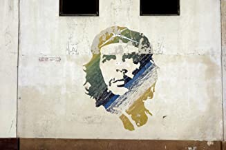 LAMINATED 36x24 Poster: Cuba Che Guevara Guerrilla Fight Fighter Soldier Havana Rebellion Guerrilla Leader Cuban Revolution Che Guevara Politician Rebel Army Leader Man Courage Target
