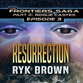 Resurrection audiobook cover art