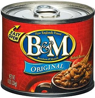 B & M Baked Beans, Original Flavor, 8 Ounce