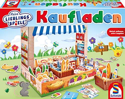 Schmidt Spiele 40612 Kaufladen, Kinderspiel, Meine Lieblingsspiele