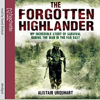The Forgotten Highlander cover art