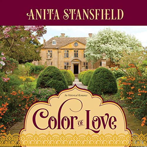 Color of Love audiobook cover art