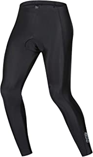 bpbtti Men's Cycling Pants Padded Bicycle Tights Leggings Compression Pant-6-Panel Design,Breathable & Absorbent
