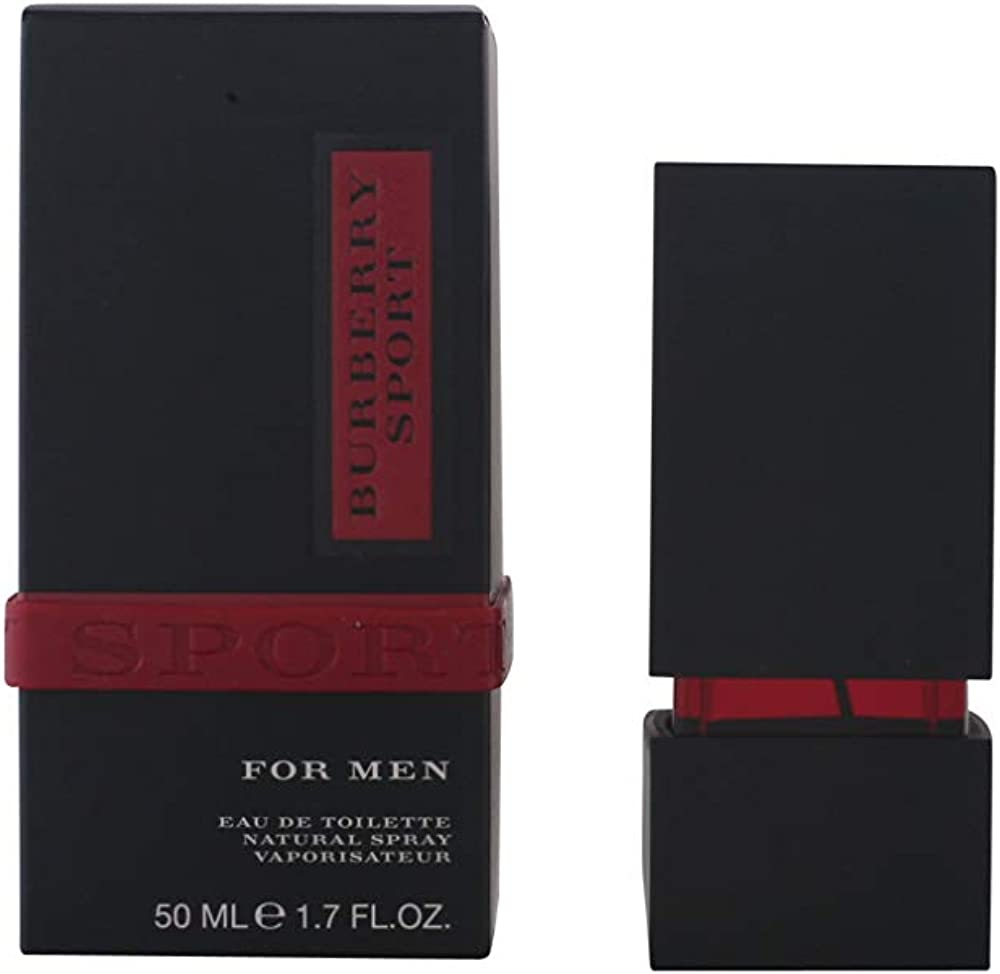 Burberry sport man, eau de parfum per uomo,  vapo, 50 ml BURBERRY-018647D