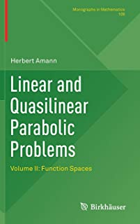 Linear and Quasilinear Parabolic Problems: Volume II: Function Spaces