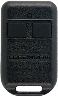 Code Alarm CRCX3 2-Button Replacement Transmitter Remote 314MHz FCC ELVATKC