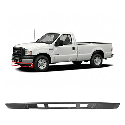 NEW Front Bumper Lower Deflector for 2005 2006 2007 Ford F250 F350 Super Duty