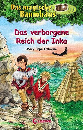 Das magische Baumhaus 58 - Das verborgene Reich der Inka: Kinderbuch mit Lamas in Peru für Mädchen und Jungen ab 8 Jahre