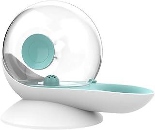 KongLyle Fontaine à eau pour chat - 2,8 l - Avec bulles d'escargots - Distributeur automatique d'eau - Grande gamelle pour...