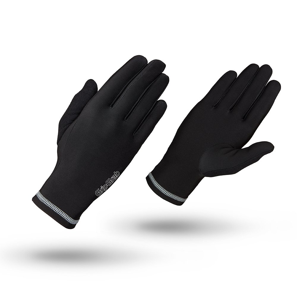 GripGrab Unisex – Erwachsene Running Basic Thermo Vollfinger Winter Laufhands