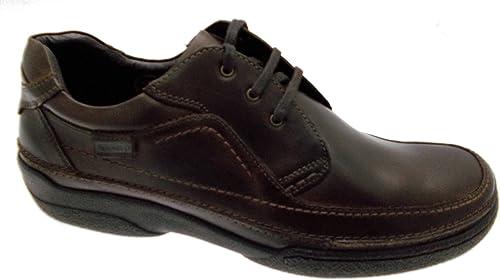 Pikolinos - zapatos de Cordones para Hombre marrón marrón