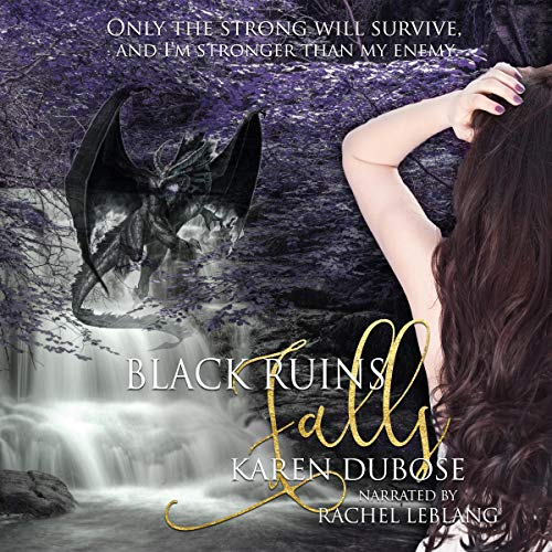 Black Ruins Falls audiobook cover art