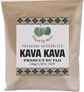 Royal Kava Kava Premium AAA Grade Noble Fijian Kava Root Powder High Strength Fijian Waka