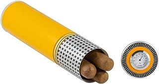 Visol Products VCASE451 Bayard Travel Cigar Humidor Case