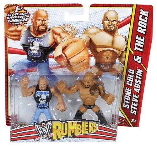 wwe action figures rumblers - 6