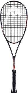 HEAD Unisex-Adult Squash Racquet 210038-378, Black