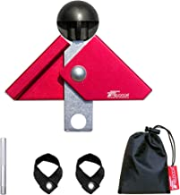 FIELDOOR Double Layer Parts, With Tip Pins, 2-Pole Tent, Teepee Tent, Simple, Lightweight