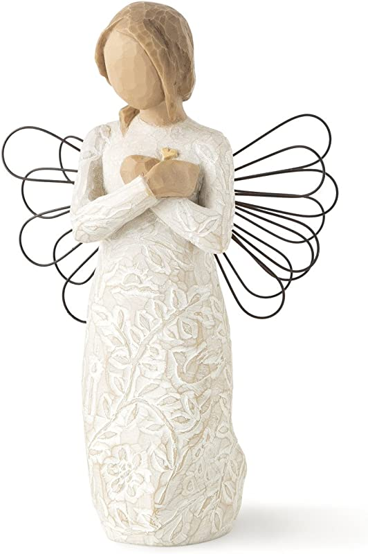 Willow Tree Remembrance Angel Sculpted Hand Painted Figure