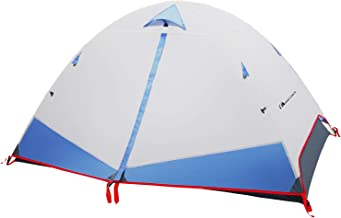 MOON LENCE Camping Tent 2 Person Family Tent Double Layer...