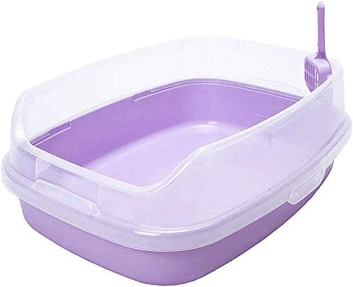 Sdesign Extra Large Popular overseas Seasonal Wrap Introduction Open Semi-Close Toilet Cat Bowl