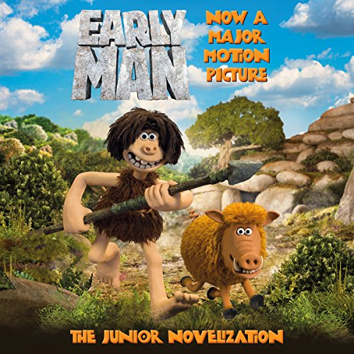 Early Man audiobook cover art