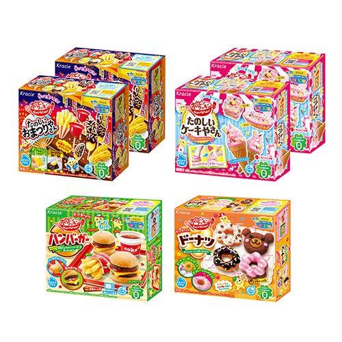 クラシエフーズ 自宅で楽しむ大人も夢中 種類豊富な知育菓子でプチパーティ(4種・計6コ)セット B