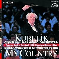 Smetana: My Country by Rafael Kubelik (2010-08-18)