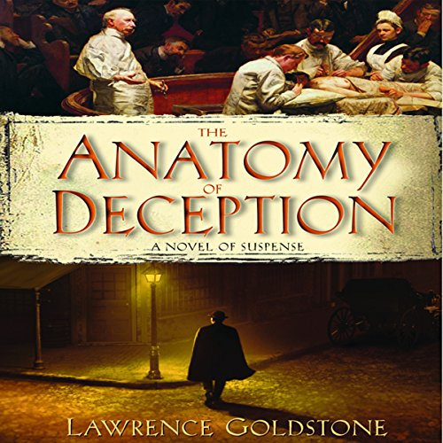 The Anatomy of Deception audiobook cover art