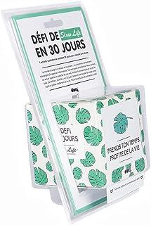 Défi slow life 30 jours Français