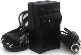 Adaptador de coche para SONY DSC-T1//T30//T33//T50//T55//T55.1MP Cargador