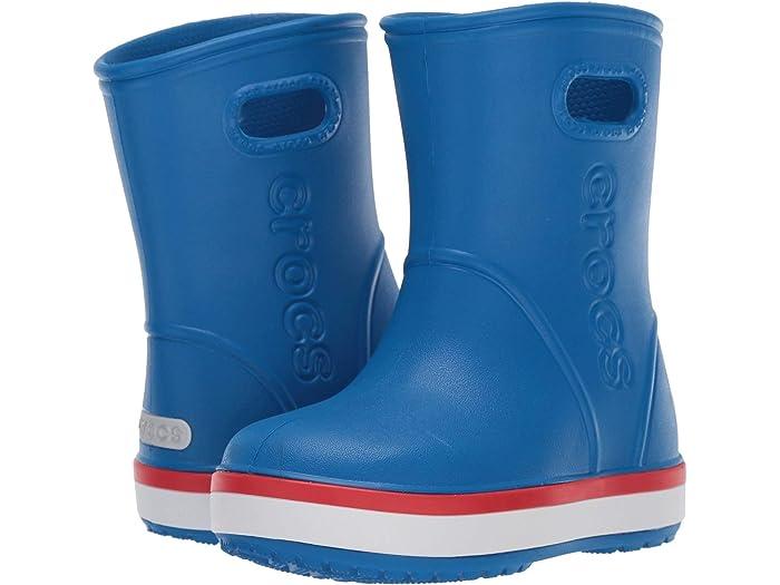 Bottes /& Bottines de Pluie Mixte Enfant Crocs Crocband Rain Boot Kids