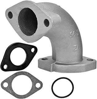 HIAORS Intake Manifold 56-2 Inlet Gasket 26mm for VM22 26mm Carburetor Tao Tao Zongshen Lifan YX 125cc 140cc Engine Thumpstar Atomic Pit Dirt Bike