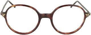 Luxury Fashion | Giorgio Armani Mens 334063BROWN Brown Glasses | Season Permanent