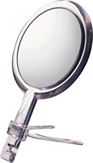Floxite L/d15x Plus 1x Handheld 2-sided Mirror With Stand
